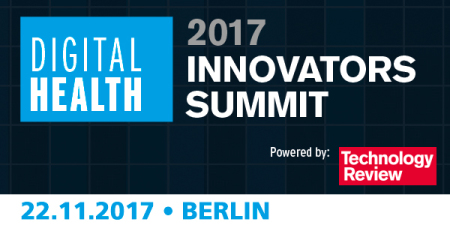 Innovators Summit Digital Health – New Technologies for Healthcare