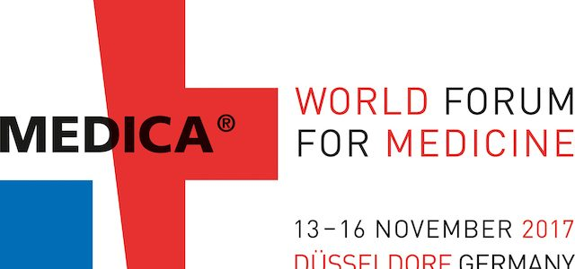 Medica 2017 – eHealth and patient monitoring once again