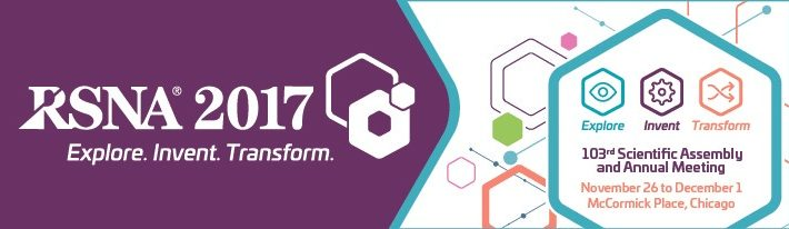 smartvisit beim RSNA 2017